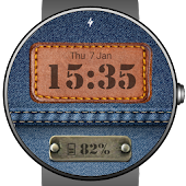 Jeans Watch Face