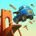 Bridge Constructor Stunts FREE icon