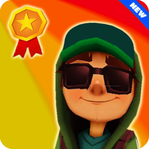 Train Road Surf Run: Subway Surf