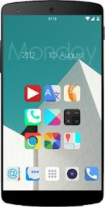 NINE theme ios9 icons concept v2