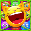 Cat Match 3: Match 3 Game Free icon