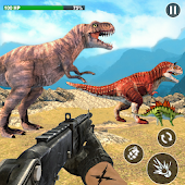 Dinosaur Hunter Wild Animals