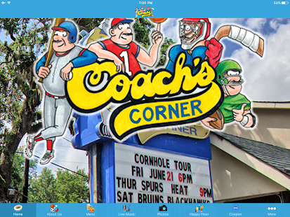 Coach's Corner- screenshot thumbnail