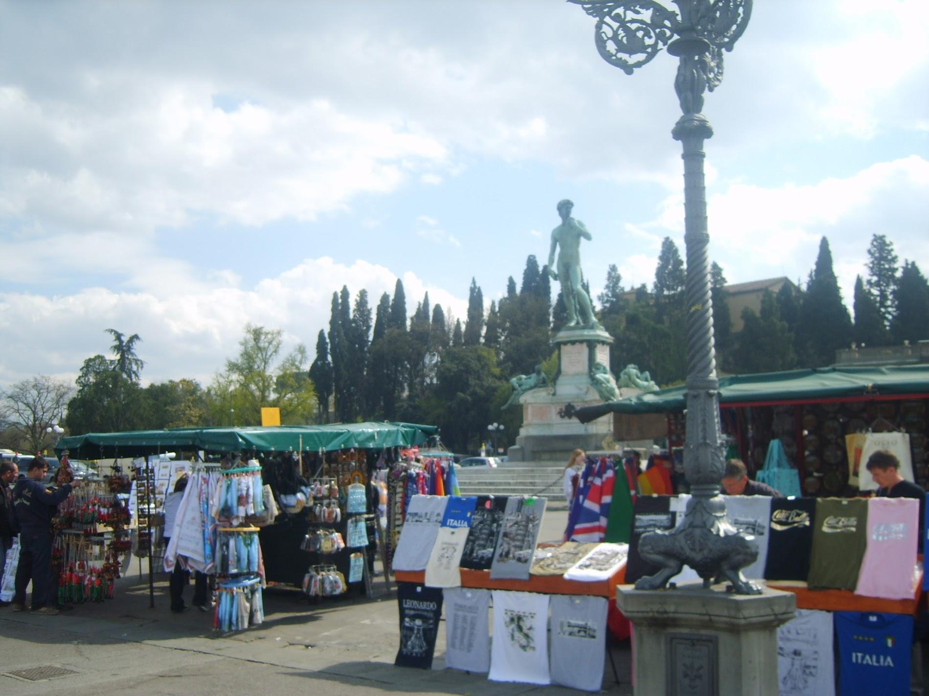 미켈란젤로 광장