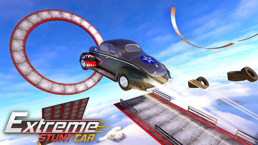 Télécharger Gratuit Extreme GT Car Racing: Ramp Car Stunts games 2020 APK MOD (Astuce) screenshots 3