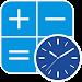 Calculator  Date & time (Free) Icon