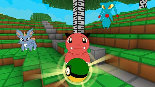 Pixelmon Battle Craft GO: Cube World for PC