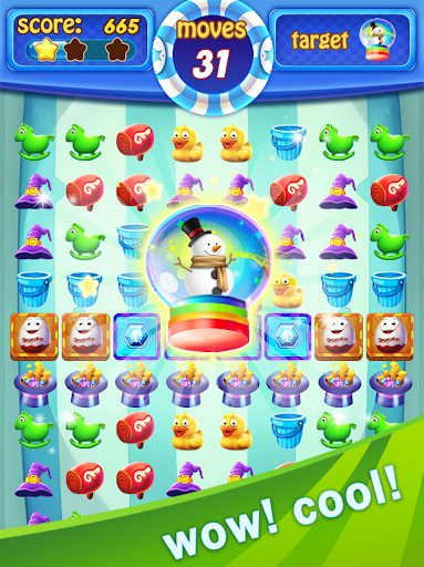 Toy Puzzle Match Game 1.0 screenshots 2