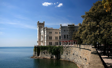 Photo: Miramare - Terst - Itálie 2011 (Castello di Miramare) http://www.turistika.cz/rady/22-terst-a-zamek-miramare-italie
