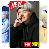 Tải BTS Suga Wallpaper KPOP Fans HD APK