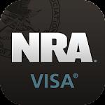 NRA Visa Card Icon