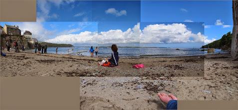 Photo: Hallsands beach