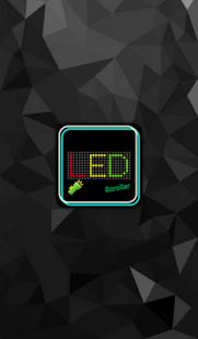 LED Scroller (Banner + Record) - náhled