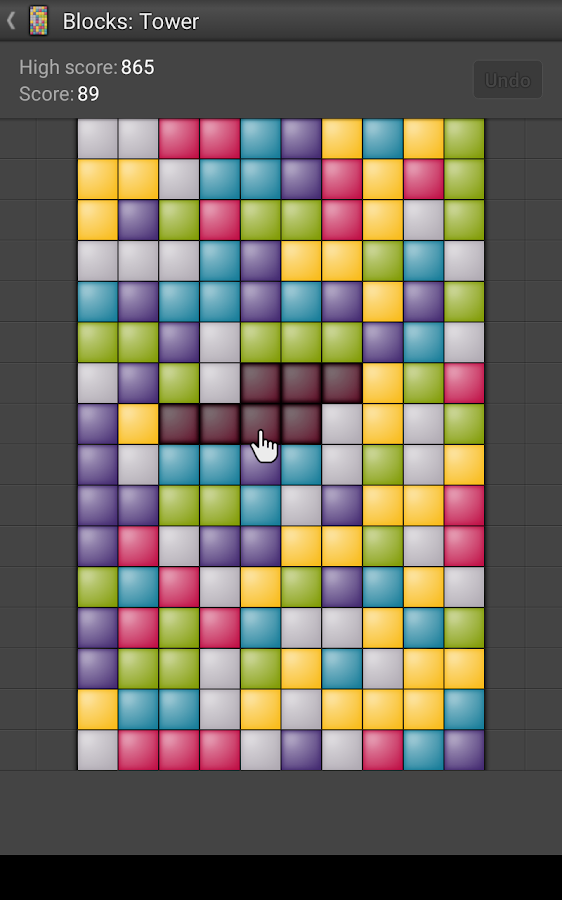 Blocks: Tower - Puzzle game- screenshot