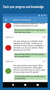 Download CDL Prep for Windows Phone apk screenshot 5