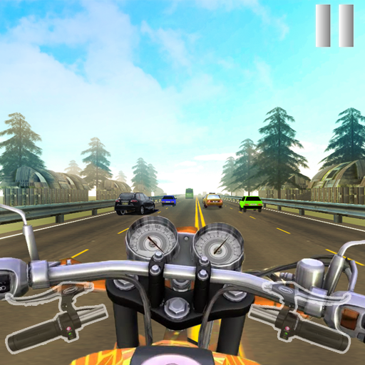 Super bike Rudy Traffic Racer Champion
