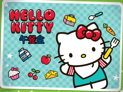 Hello Kitty美甲