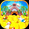 Coin Party: Carnival Dozer icon