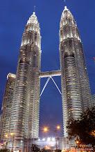 Photo: Petronas Towers, Kuala Lumpur, Malaysia