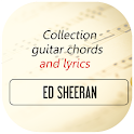 E.Sheeran - Guitar Chord Lyric icon
