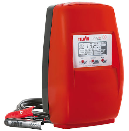 Batteriladdare Telwin Doctor Charge 130