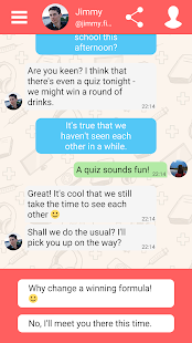 Hey Love Adam: Texting Game 7