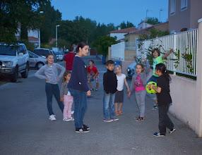 Photo: les enfants préfèrent le ballon