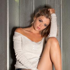 relax by Gawie van der Walt - People Portraits of Women ( sexy, beautiful, #model, pixoto, eyes )
