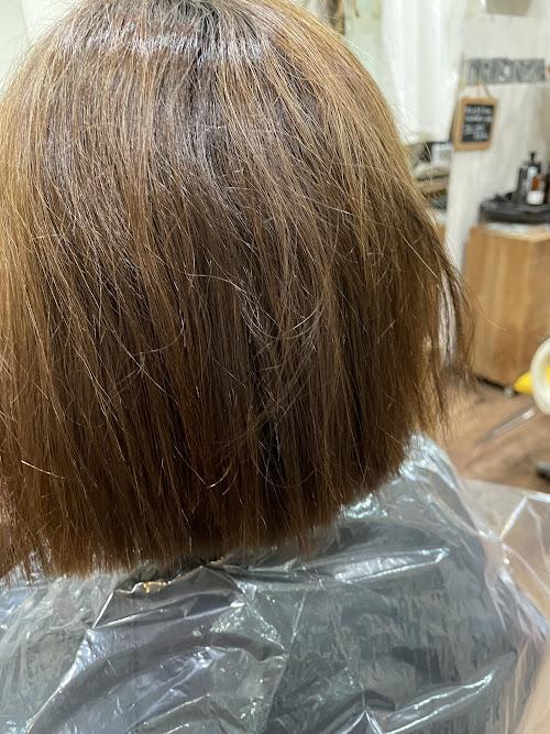 【大阪】ダメージのある細毛の縮毛矯正にはLULUトリートメントが必須!