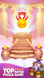 Toy Blast Mod Apk 9050 (Unlimited Lives/Boosters + 100 Moves) 7