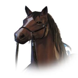 調教された赤兎馬