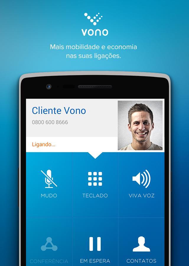 Vono - VoIP- screenshot