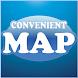 日本全国3D地図アプリ