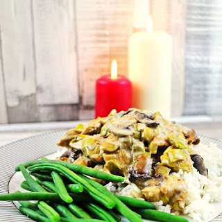 Chicken In White Wine Sauce With Mushrooms Recipes