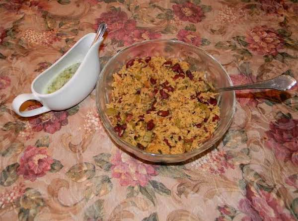 Amy's Rice & Peas (with Butter Sauce) Recipe