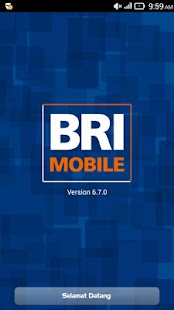 BRI Mobile- screenshot thumbnail