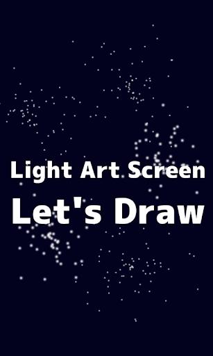 Light Art Screen