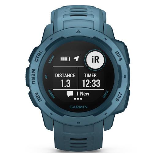 Garmin Instinct, GPS, Lakeside_1