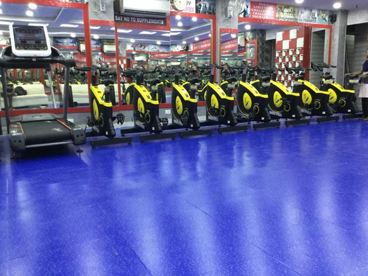 Cardio Prime Gym Madhu Vihar IP Extension photo