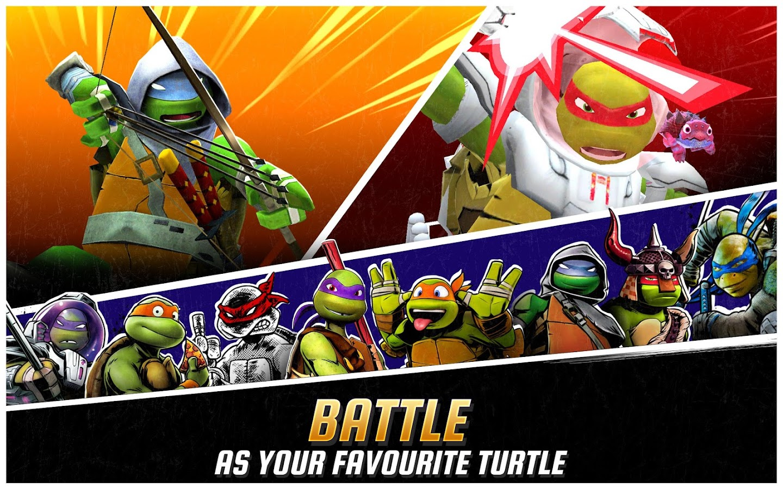 ninja turtles legends android apps on google play