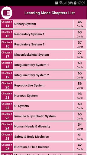 Certified Medical Administrative Assistant (CMAA) screenshot 6