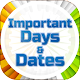 Important dates and days in indian history for PC-Windows 7,8,10 and Mac