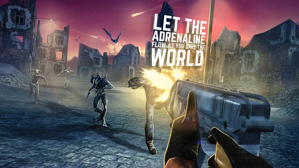 free zombie shooting games online