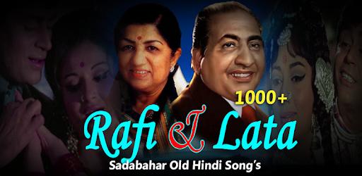 Lata and rafi sadabahar old songs rafi songs app (apk) free.