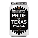 Rahr & Sons Pride Of Texas