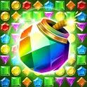 Jungle Gem Blast: Match 3 Jewel Crush Puzzles icon