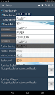 English afrikaans dictionary apps on google play screenshot image fandeluxe Choice Image