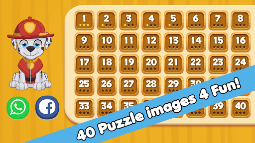 Patrulla canina Jigsaw Puzzle 1.0.0 screenshots 9