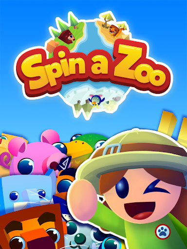 Spin a Zoo - Tap, Click, Idle Animal Rescue Game! apkdebit screenshots 11