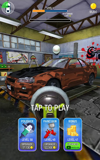 Car Mechanic Screen Shot